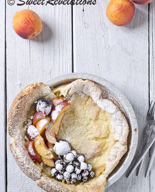 Dutch Baby Pancake from SweetRevelations