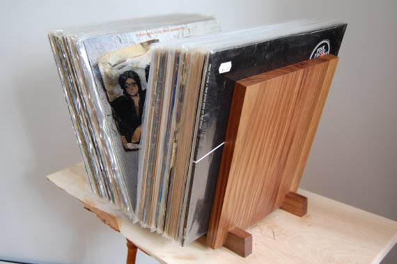 Vinyl LP Display from Super Cool Things