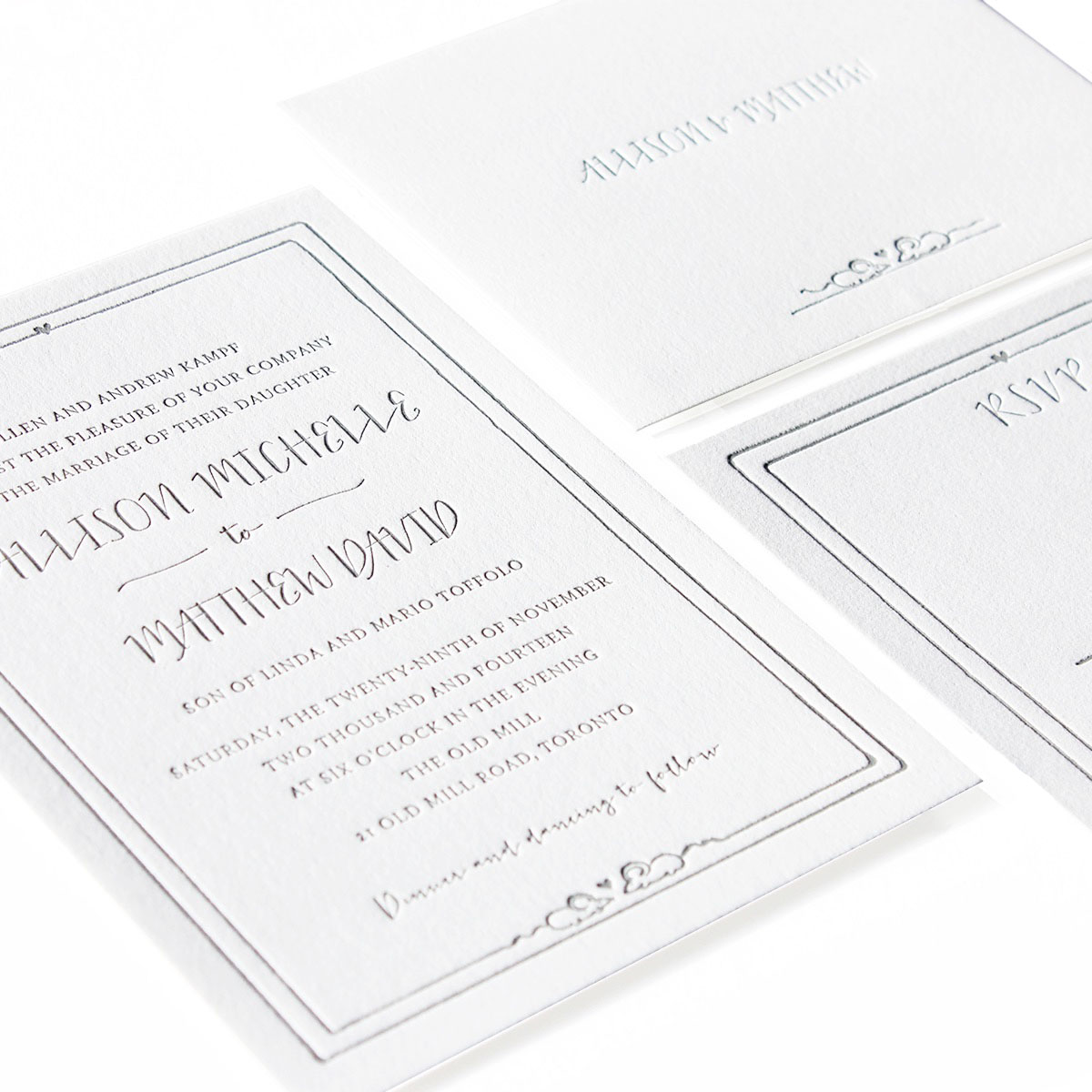 Wedding Invitation Wording & Etiquette | Roasted