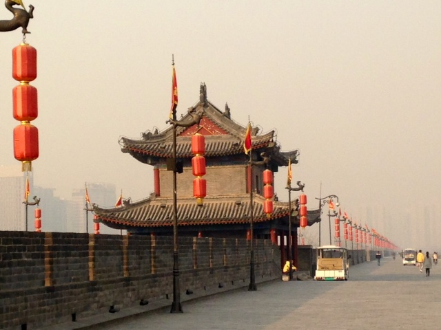 Travel with kids to Xi'an China