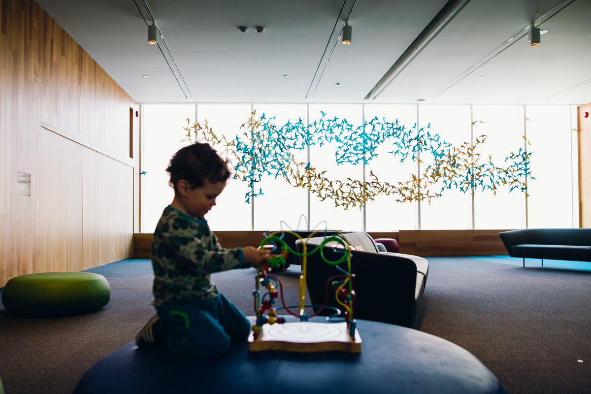 Family Sundays Montreal Museum of Fine Arts