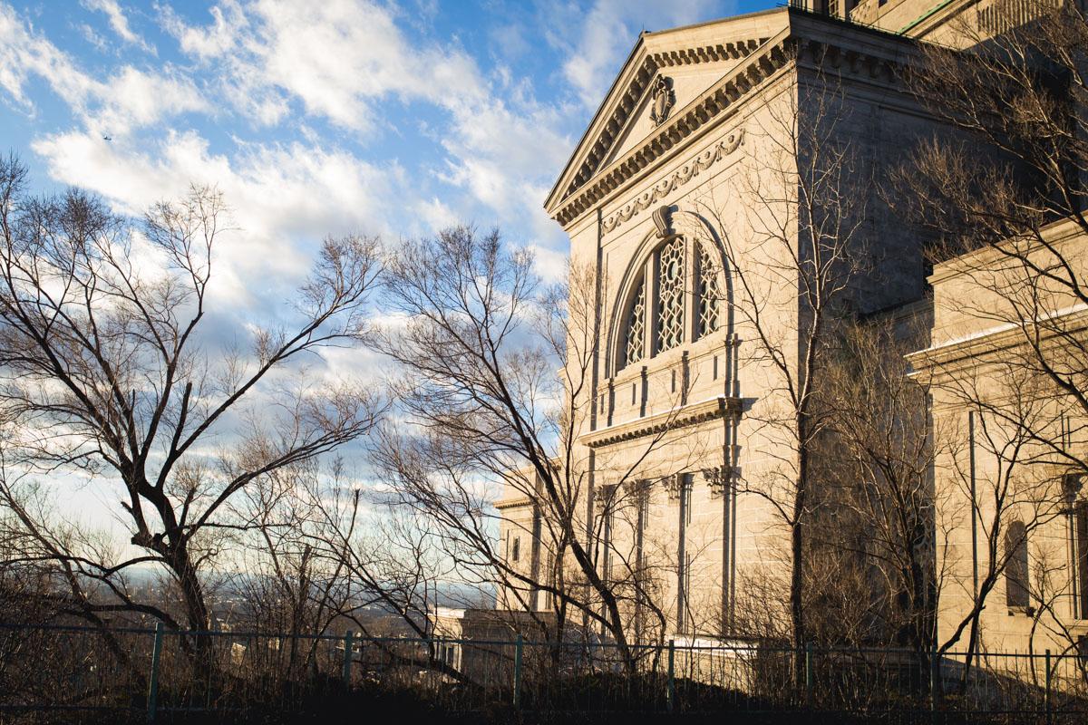 Oratoire St-Joseph St Joseph's Oratory