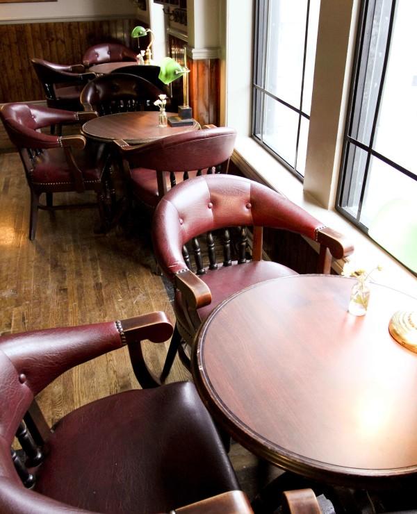 Sparrow Montreal Tea Room