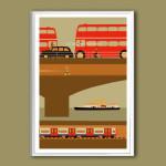 London Bridge by Claudia Varosio