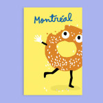 Montreal Bagel by Paperole