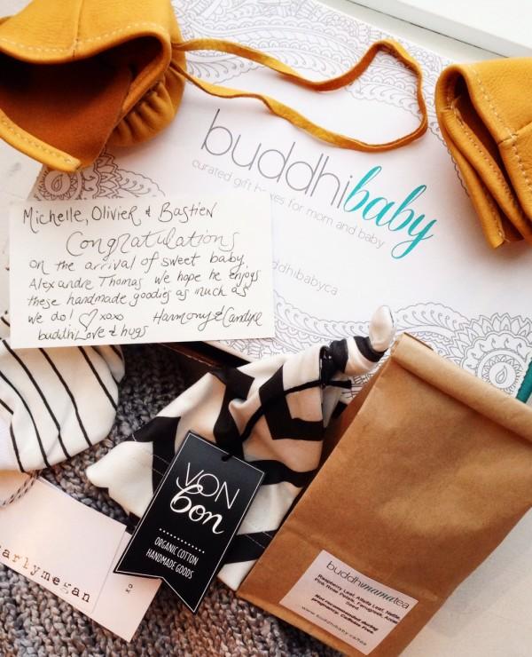 Buddhi Baby Newborn Gift Box