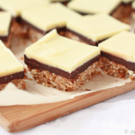 Reverse Nanaimo Bars | www.kitchenhealssoul.com