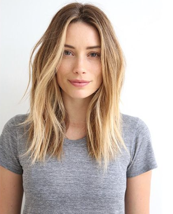 The Lob Haircut
