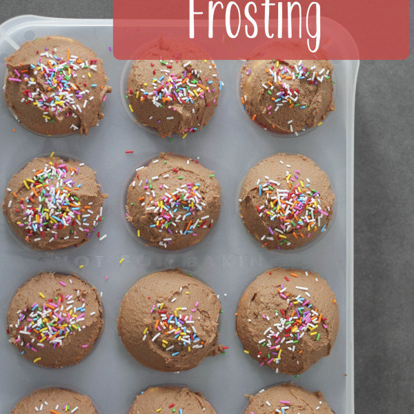 Milk Chocolate Frosting | RoastedMontreal.com