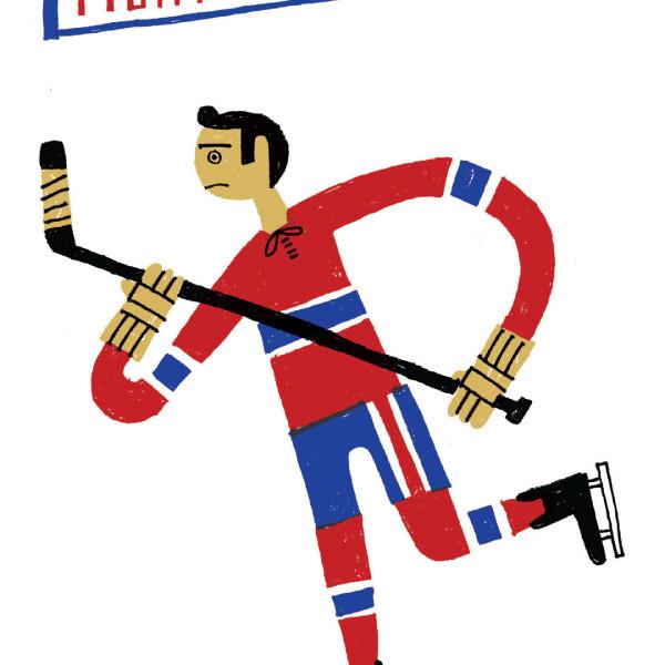 Montréal Hockey © Benoit Tardif | Paperole