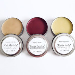 Lip Balm Collection from Evy Jo & Co