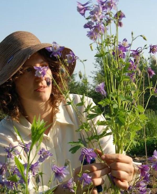 Floralia - Local Ethical Flowers  RoastedMontreal.com