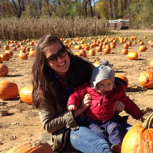 Travelling with Toddlers: Stephanie in NYC