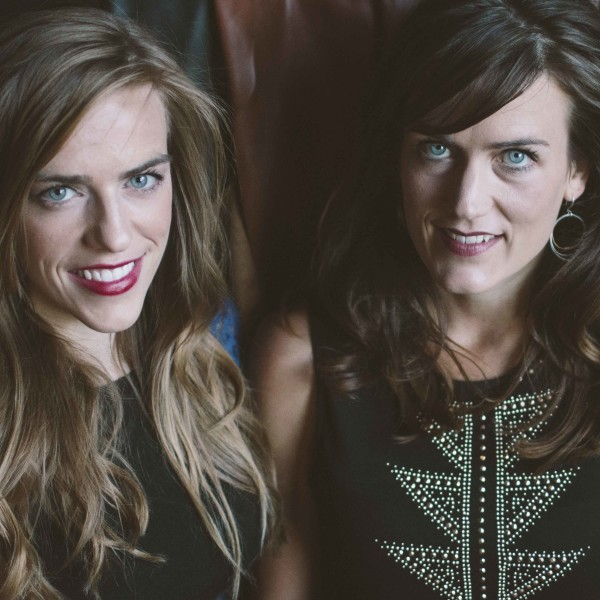 Co-founders - Justine and Kendall Barber of Poppy Barley | RoastedMontreal.com