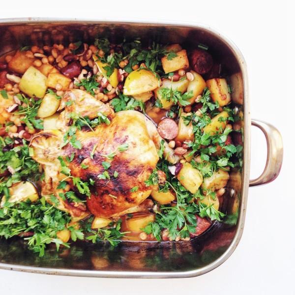 Spanish Chicken | RoastedMontreal.com